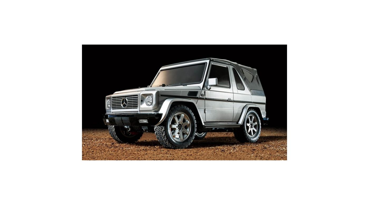 Image for 1/10 Mercedes-Benz G 320 4WD Cabrio MF-01X Kit from HorizonHobby