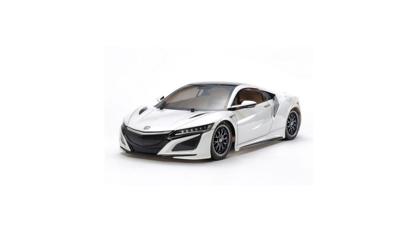 Image for 1/10 NSX TT-02 4WD On Road Kit from HorizonHobby