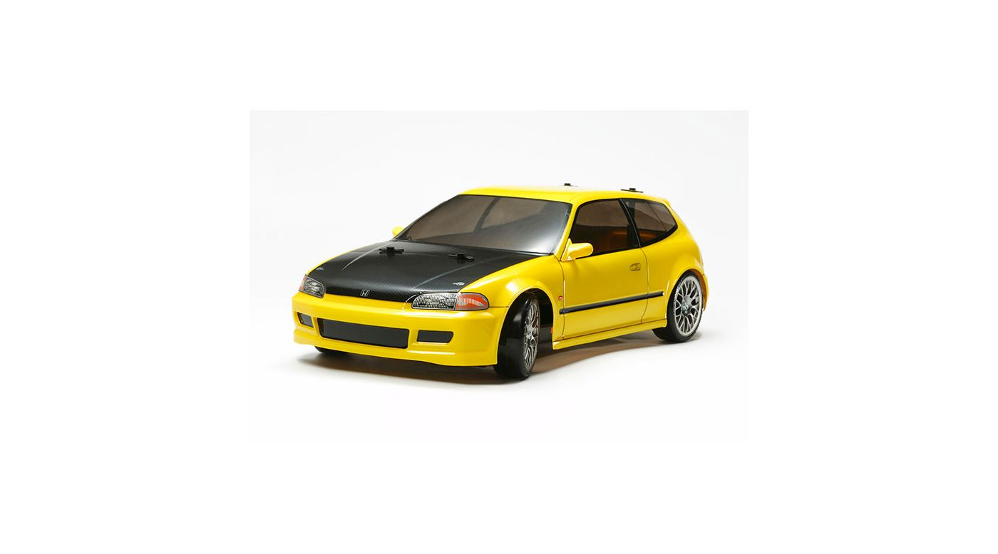Image for 1/10 Honda Civic SiR EG6 4WD Drift Car Special TT-02D Kit from HorizonHobby