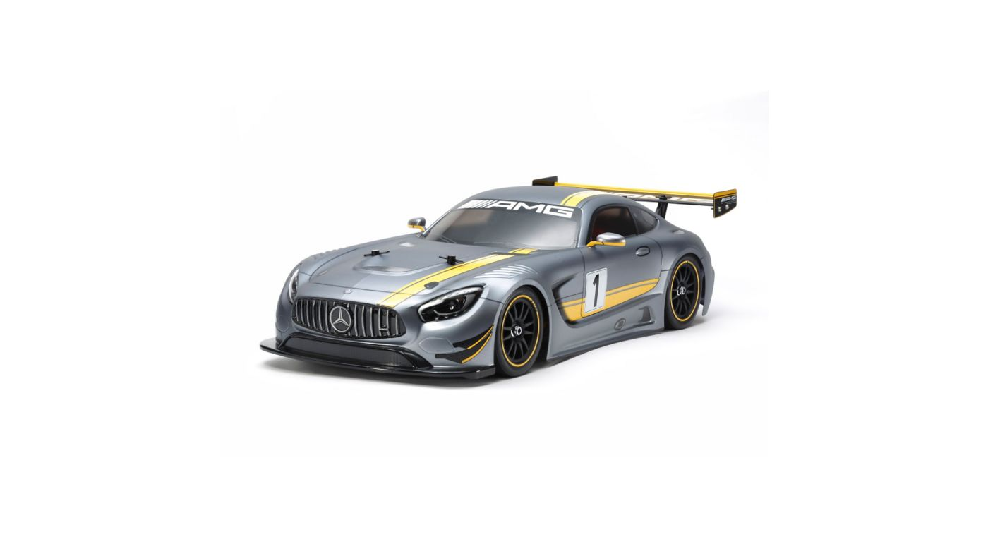 Image for 1/10 Mercedes-AMG GT3 TT02 4WD On-Road  Kit from HorizonHobby