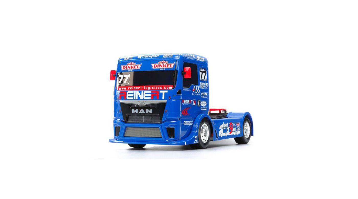 Image for 1/14 Team Reinert Racing MAN TGS TT-01 Type E Kit from HorizonHobby
