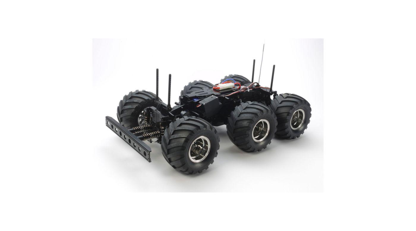 Image for 1/18 Konghead 6x6 G6-01 Monster Truck Kit from HorizonHobby