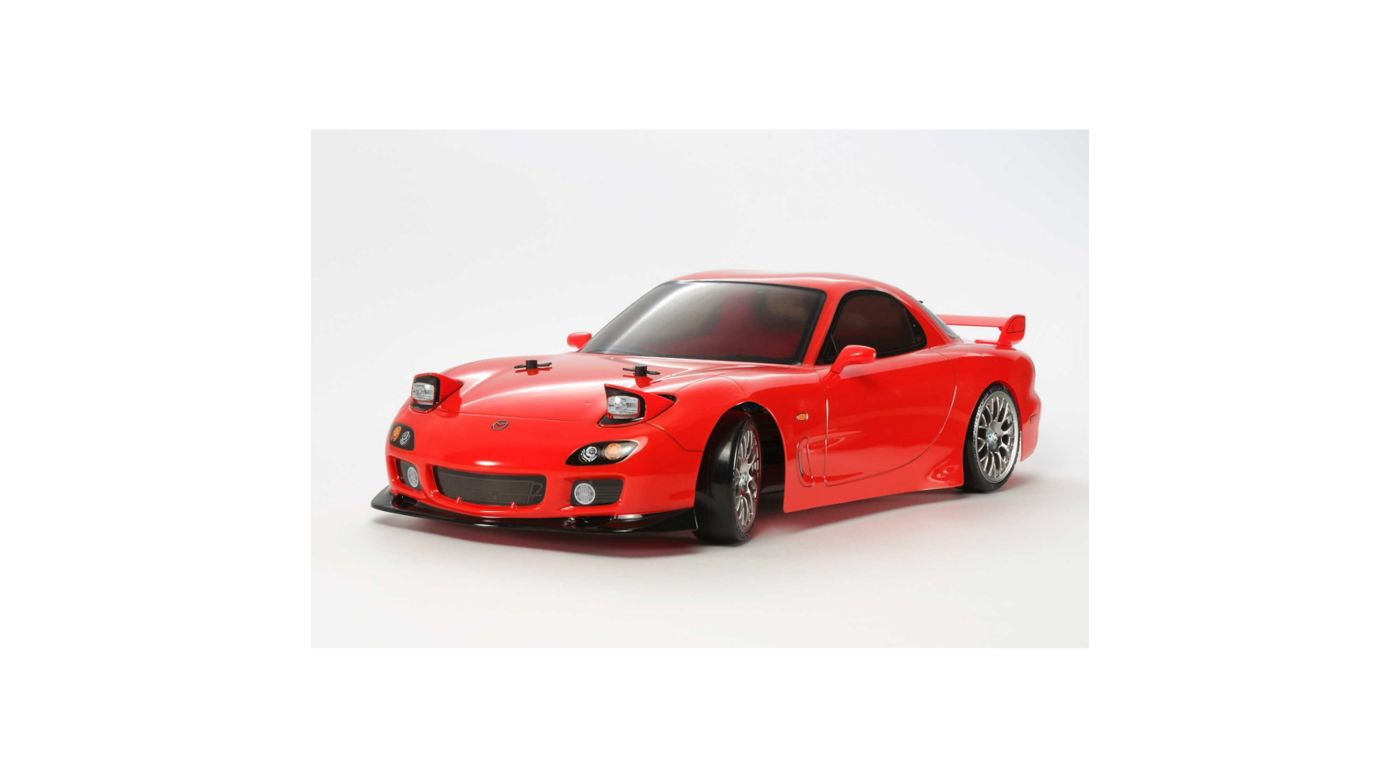 Image for 1/10 Mazda RX-7 FD3S TT-02D 4WD On Road Drift Special Kit from HorizonHobby