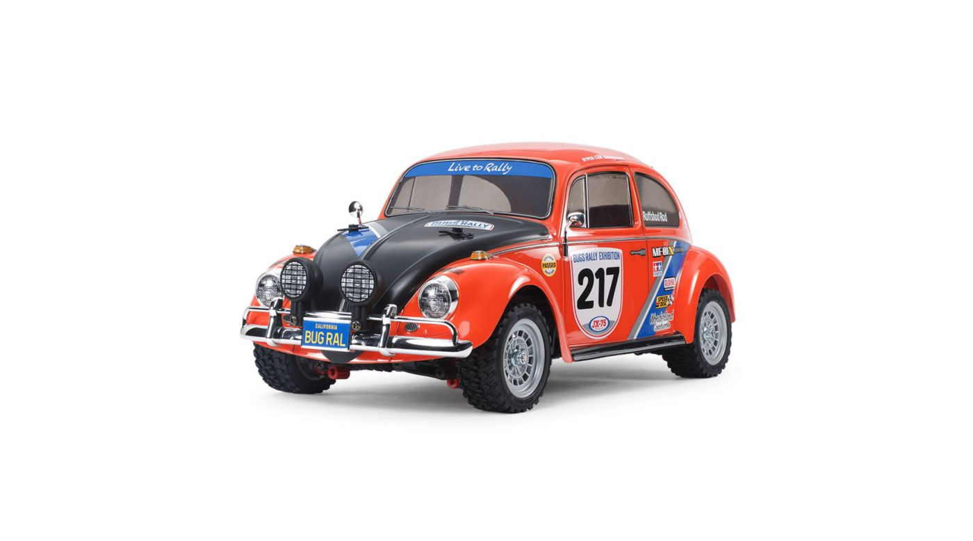 Image for 1/10 Volkswagen Beetle Rally MF-01X 4WD Kit from HorizonHobby