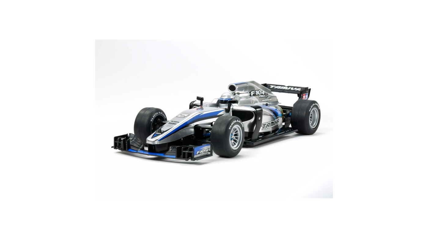 Image for 1/10 F104 PRO II with Body 2WD On Road Kit from HorizonHobby
