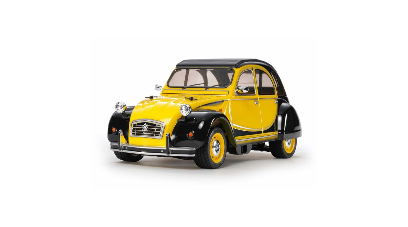 Image for 1/10 Citroen 2CV Charleston M-05 FWD Kit from Horizon Hobby