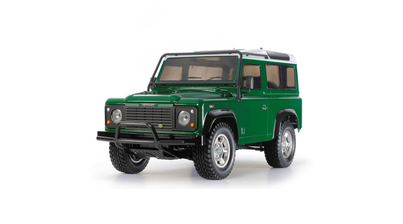 Image for 1/10 Land Rover Defender 90 CC-01 from HorizonHobby