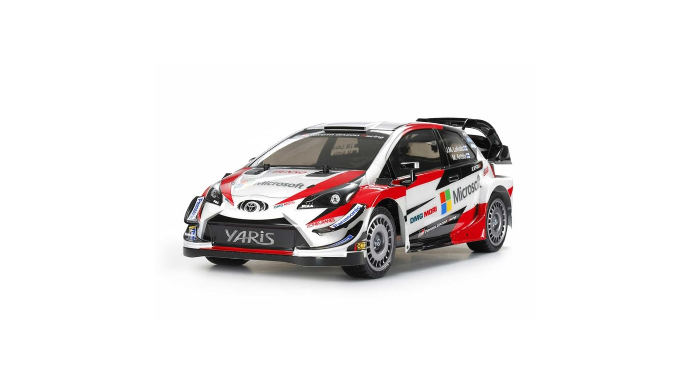 Image for 1/10 Toyota GAZOO Racing WRT Yaris WRC TT-02 4WD Kit from HorizonHobby