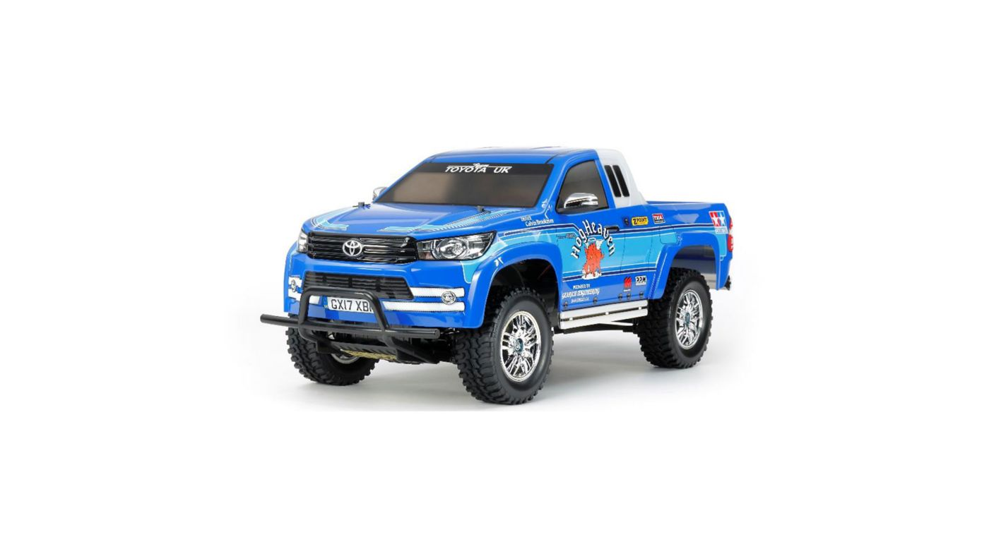 Image for 1/10 Toyota Hilux Extra Cab CC-01 Kit from HorizonHobby