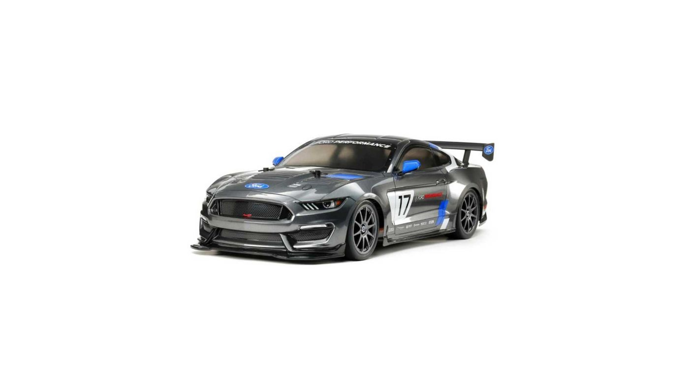 Image for 1/10 Ford Mustang GT4 4WD TT-02 Kit from HorizonHobby