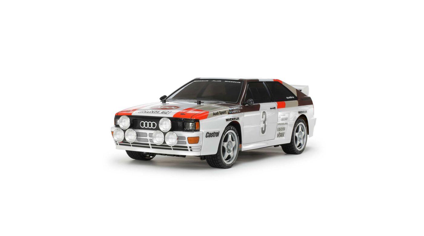 Image for 1/10 Audi Quattro AZ TT-02 from HorizonHobby