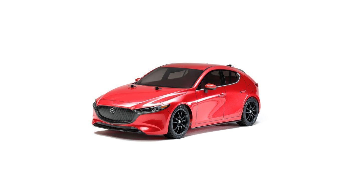 Image for 1/10 Mazda3 4WD TT-02 Kit from HorizonHobby