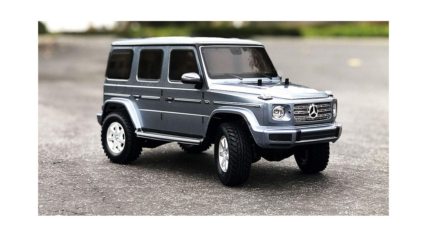 Image for 1/10 Mercedes-Benz G 500 4WD CC-02 Kit from HorizonHobby