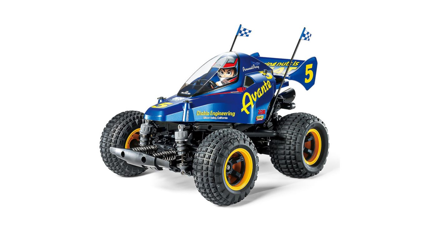 Image for 1/10 Comical Avante 4WD Buggy GF-01CN Kit from HorizonHobby