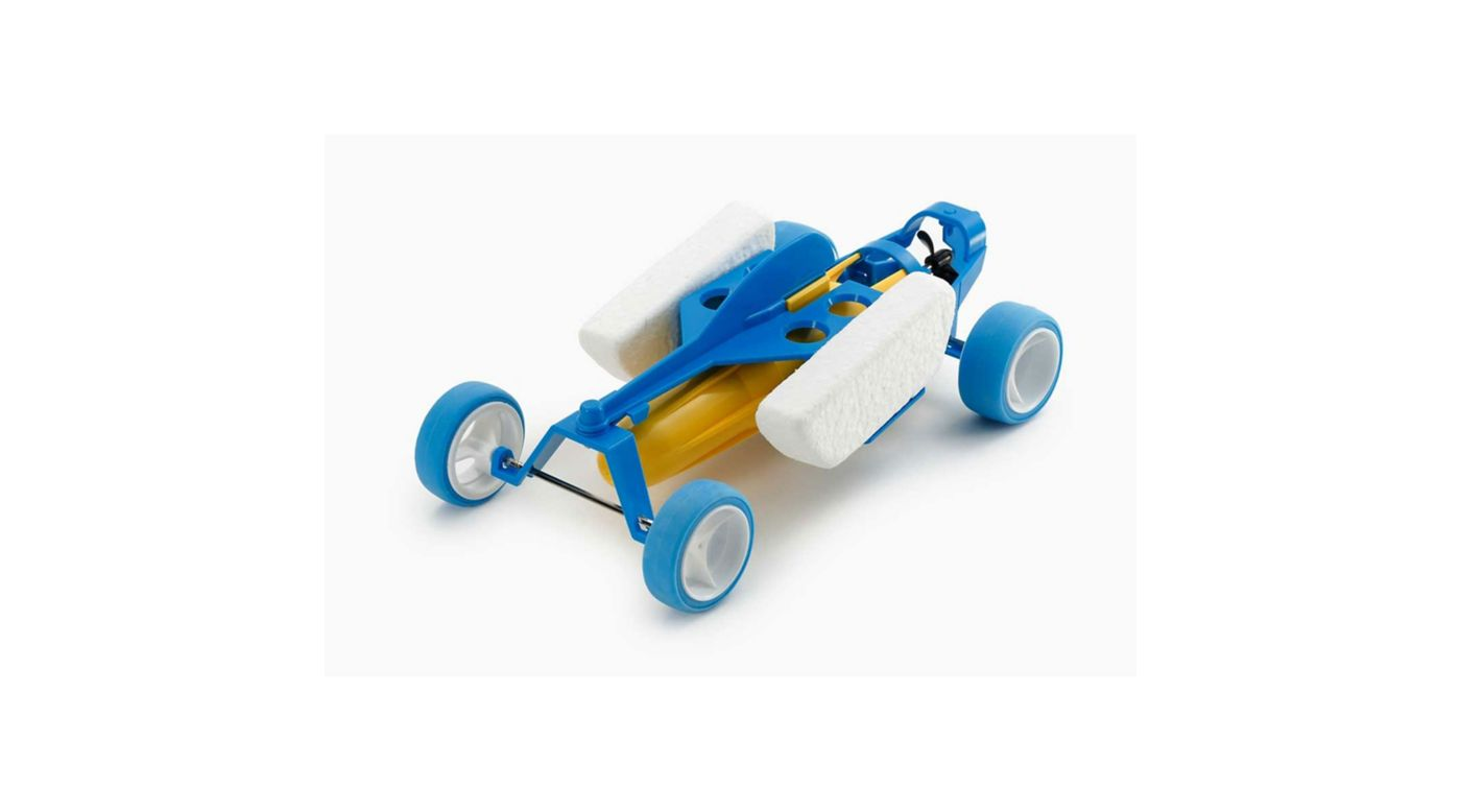 Image for Amphibious Vehicle Kit, Blue/Yellow Limited Edition from HorizonHobby