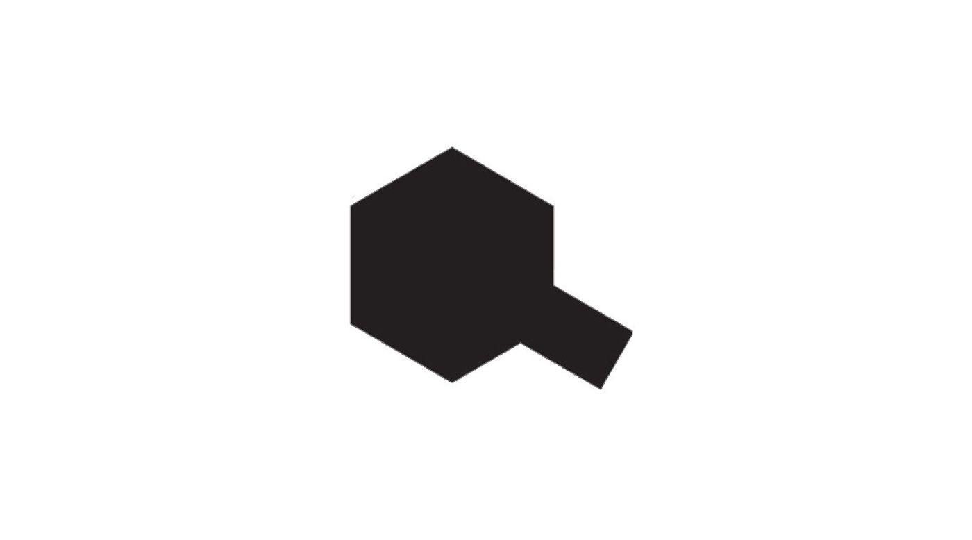 Image for Acrylic X1 Gloss,Black from HorizonHobby