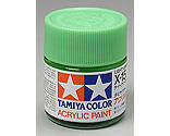 Tamiya America Inc - Acrylic X15 Gloss,Light Green