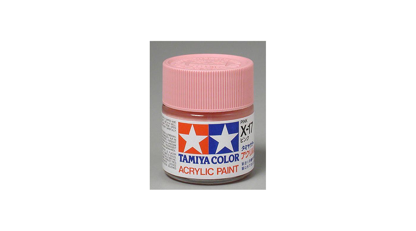 Image for Acrylic X17 Gloss,Pink from HorizonHobby