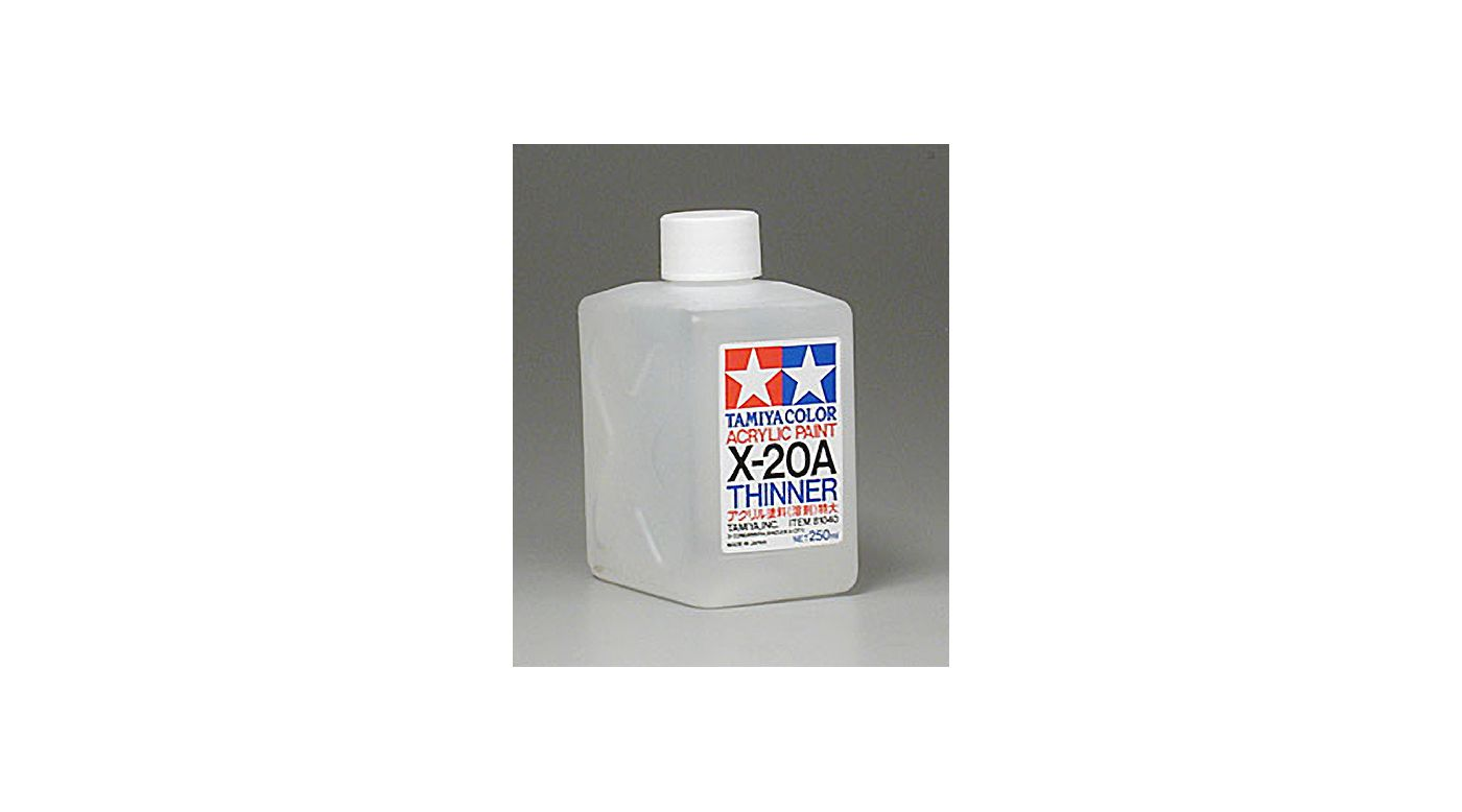 Image for Super Large Bottle Acrylic Paint, X-20A Thinner from Horizon Hobby
