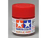 Tamiya America Inc - Acrylic XF7 Flat, Red