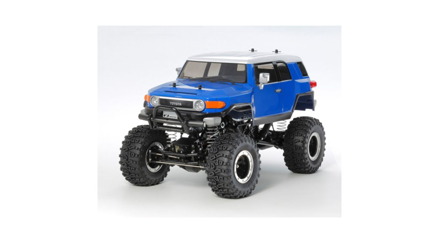 Image for 1/10 Toyota FJ 4WD Cruiser CR-01 Kit from HorizonHobby