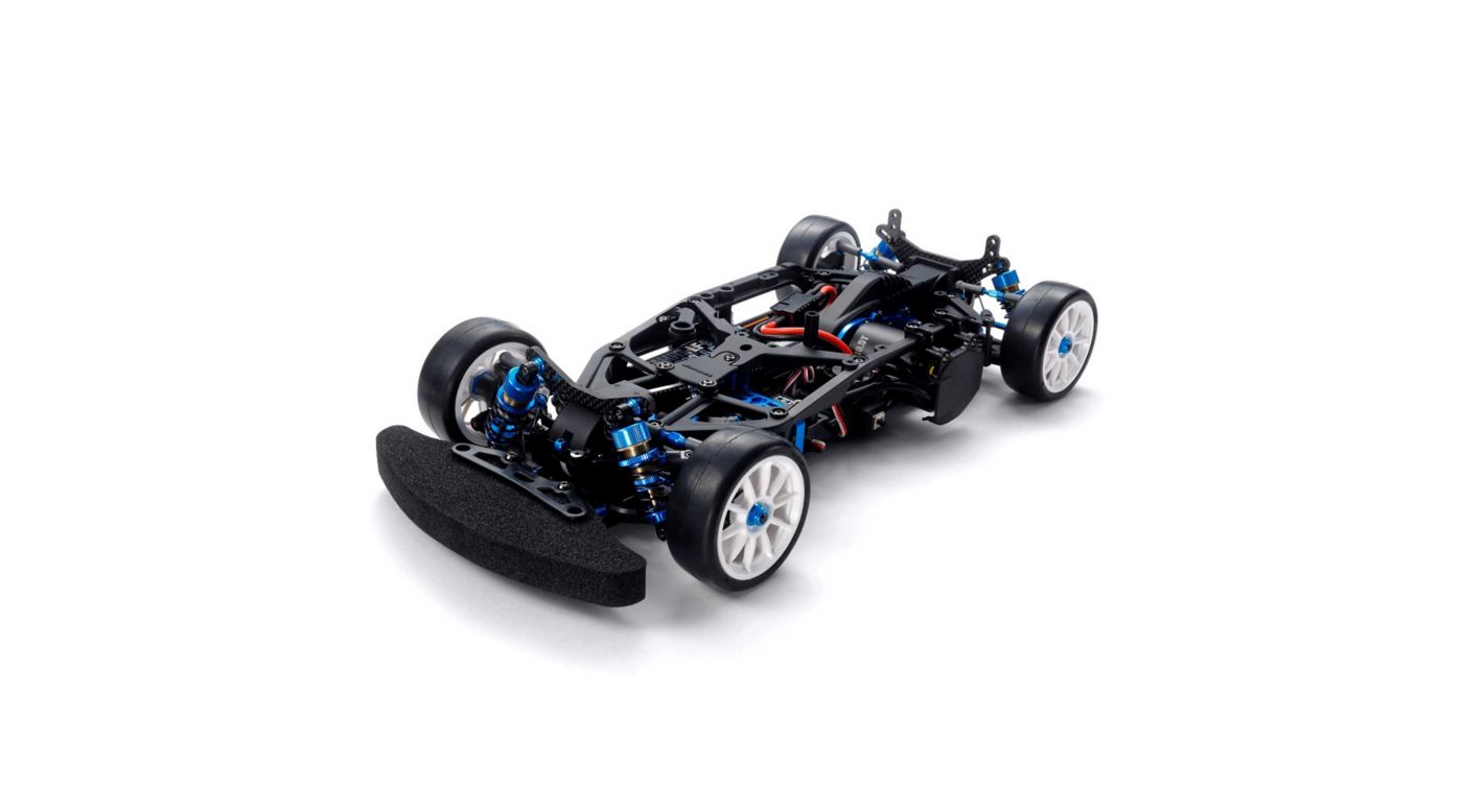 Image for 1/10 TA07R 4WD Chassis Kit, Limited Edition from HorizonHobby