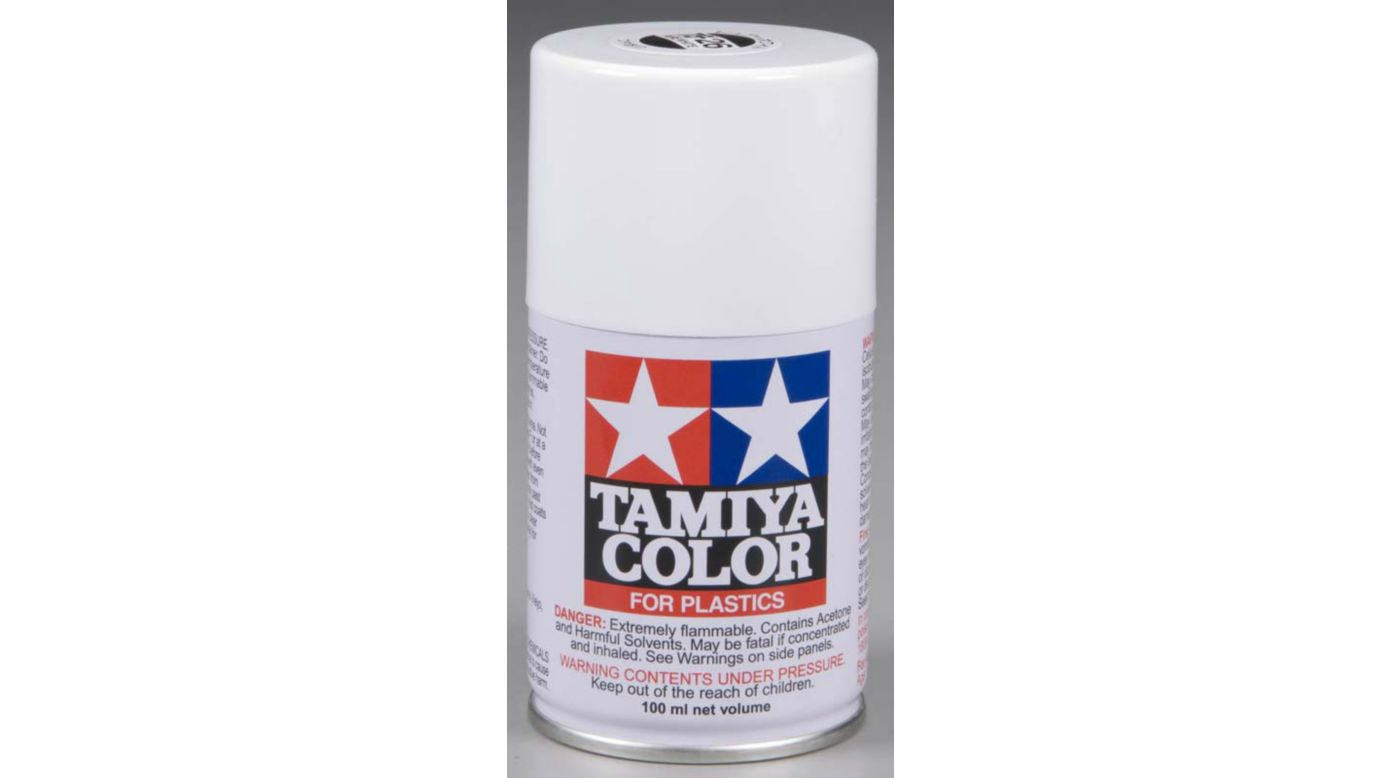 Image for Spray Lacquer TS-26 Pure White from HorizonHobby