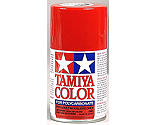 Tamiya America Inc - Polycarbonate PS-2 Red, Spray 100 ml