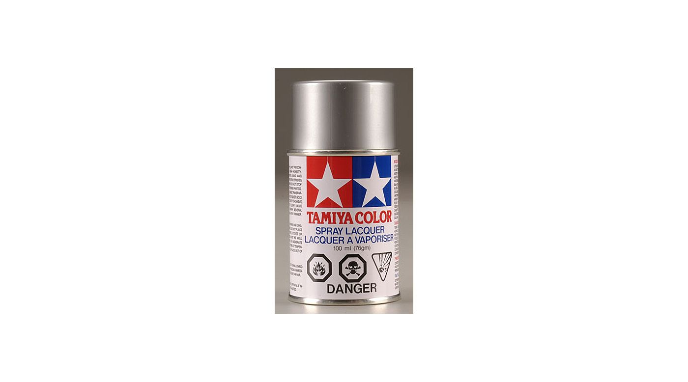 Image for Polycarbonate PS-12 Silver, Spray 100 ml from Horizon Hobby