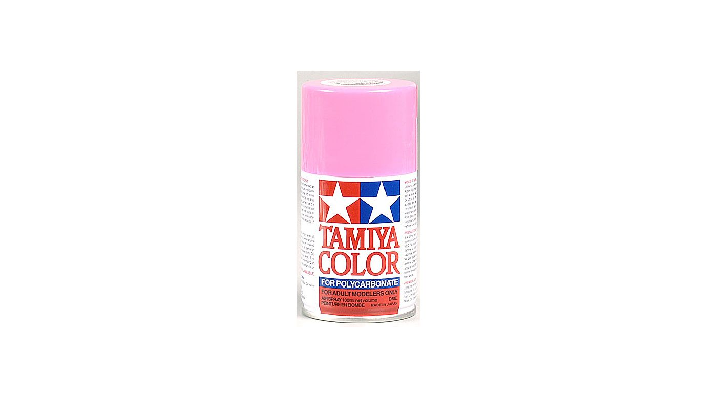 Image for Polycarbonate PS-29 Fluorescent Pink, Spray 100 ml from HorizonHobby