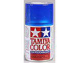Tamiya America Inc - Polycarbonate PS-38 Translucent Blue, Spray 100 ml