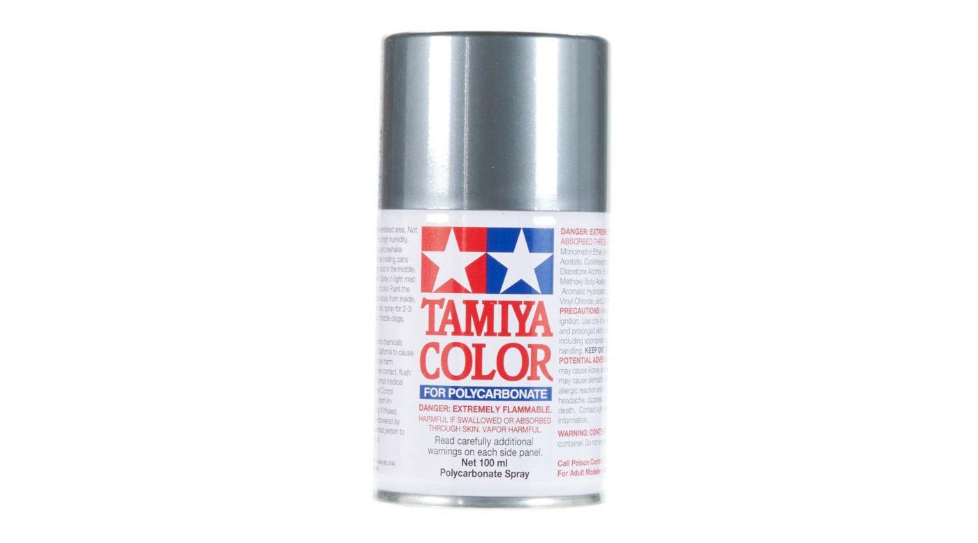 Image for Polycarbonate PS-63 Bright Gun Metal, Spray 100 ml from HorizonHobby
