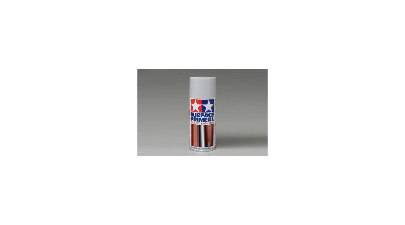 Image for Primer Gray 180ml, Spray Can from HorizonHobby