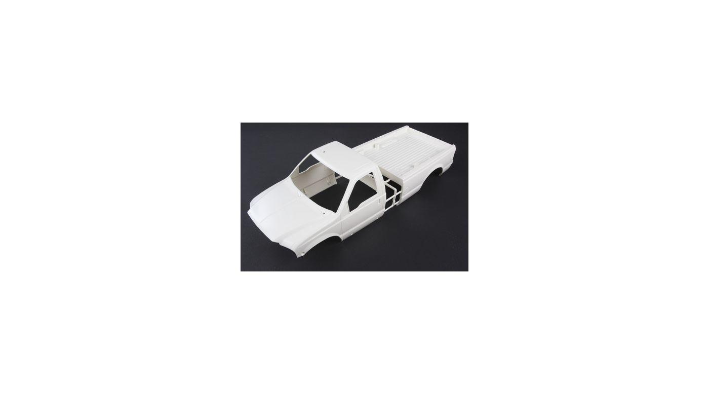 Image for Body, White: 58372 F350 from HorizonHobby