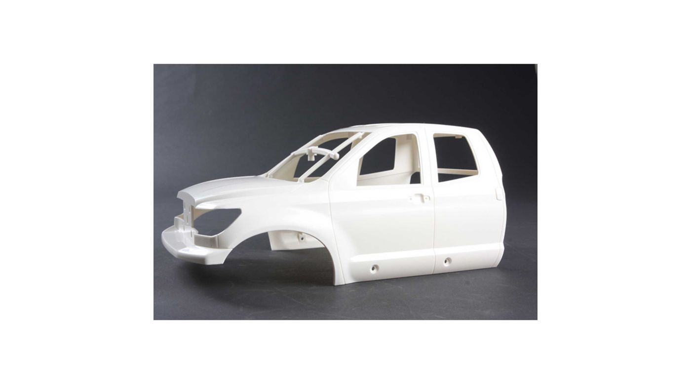 Image for Clear Body Front  58415 Toyota Tundra from HorizonHobby