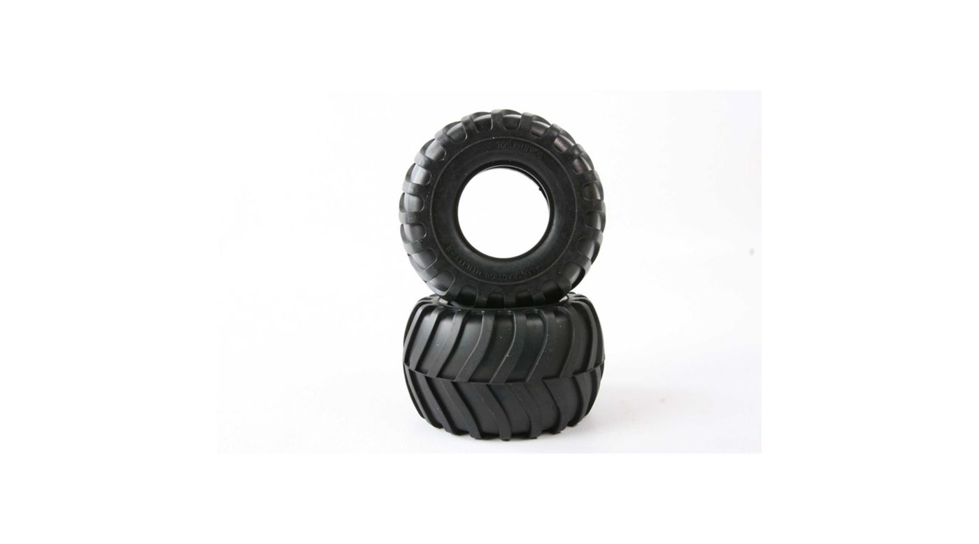 Image for 1/18 Left and Right Front/Rear Tires (1 each): 47201 from HorizonHobby