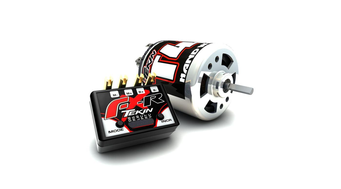 Image for FXR ESC Crawler Combo, Brushed 40T Pro Motor from HorizonHobby