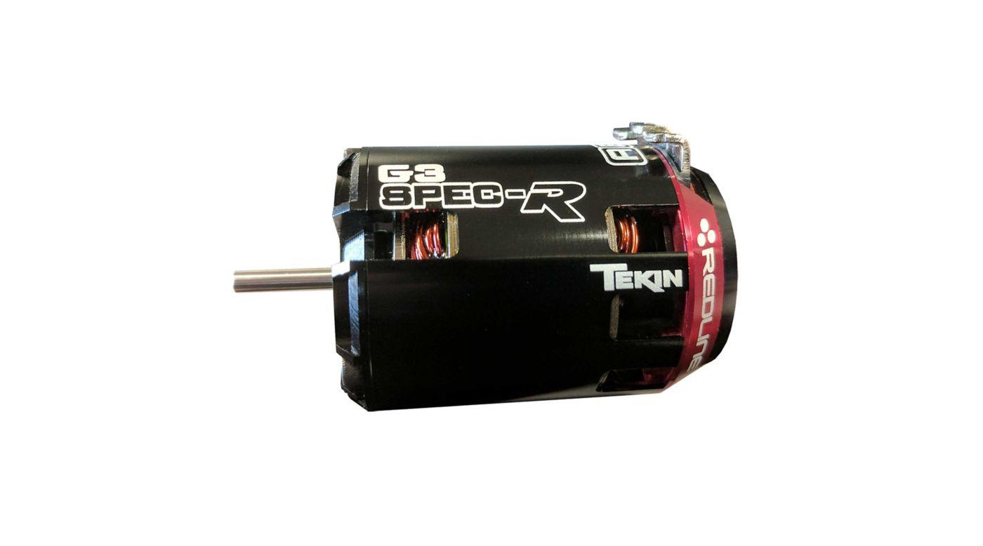 Image for 13.5 Redline Gen3 Spec-R Sensored BL 12.5mm Rotor from HorizonHobby