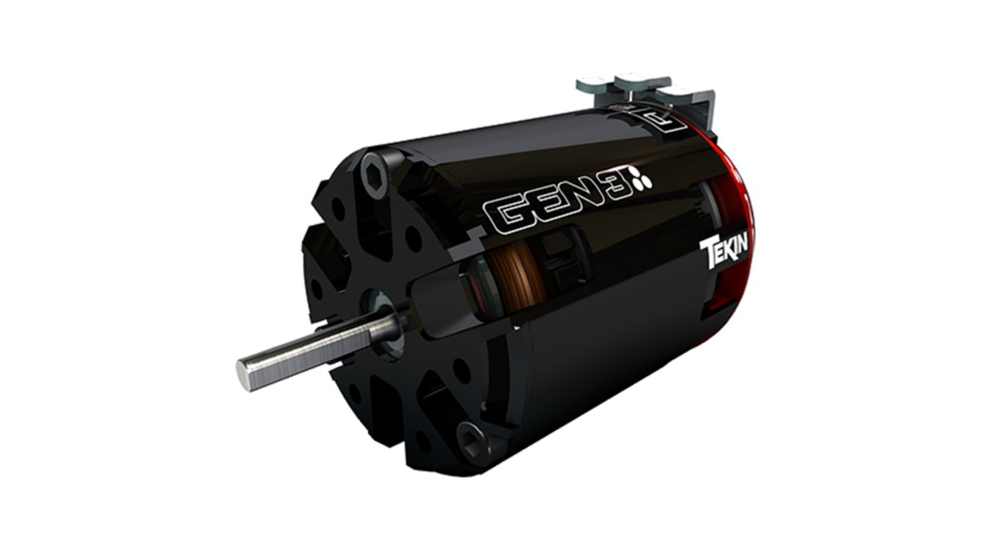 Image for 17.5T Redline Gen3 Sensored Brushless Motor from HorizonHobby