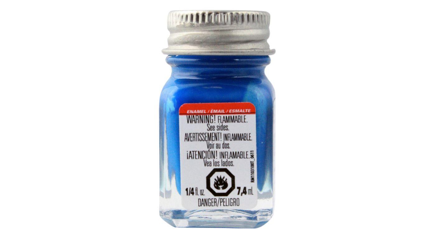 Image for Enamel 1/4 oz Blue from HorizonHobby