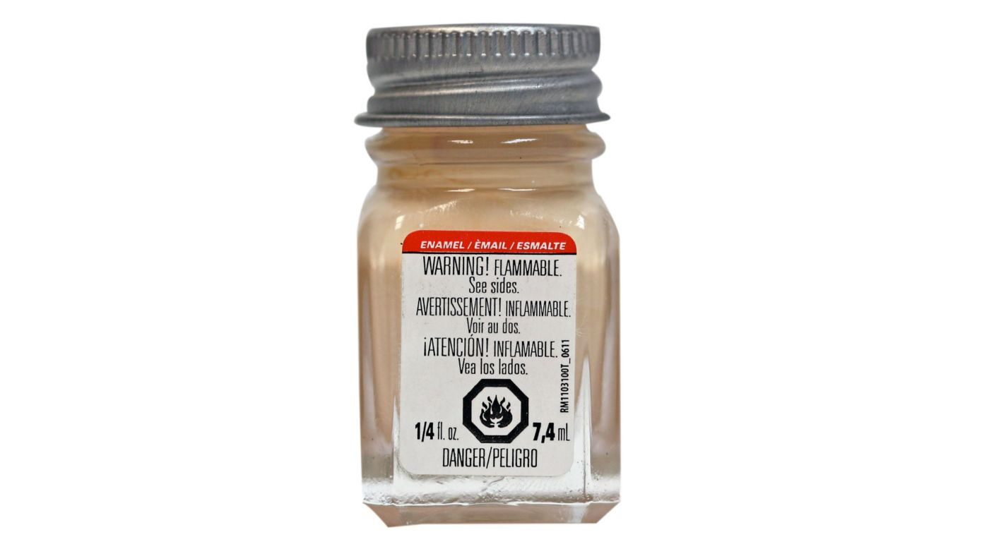 Image for Enamel 1/4 oz Cream from HorizonHobby