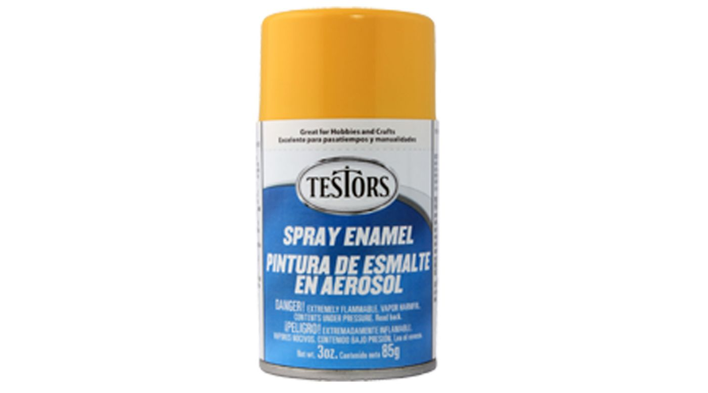 Image for Spray 3 oz Yellow from HorizonHobby