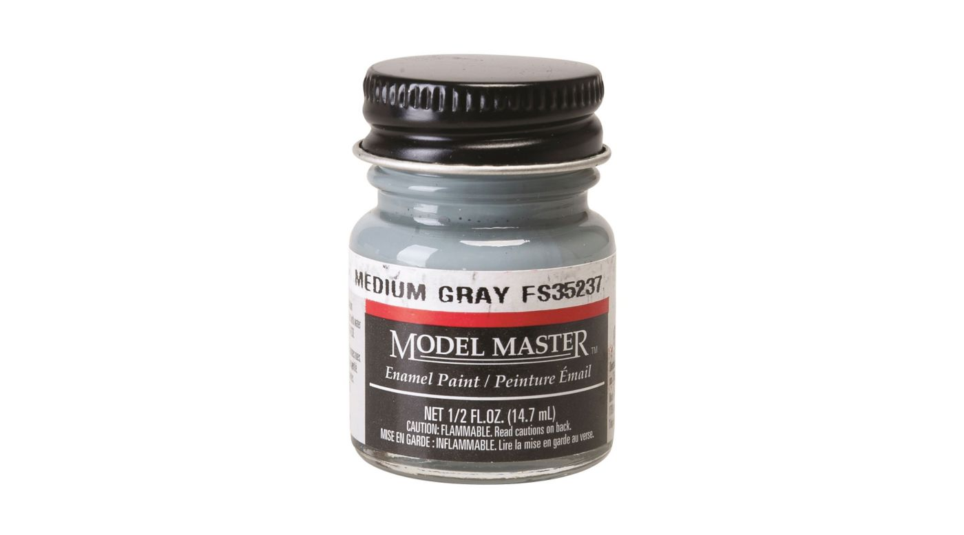 Image for MM FS35237 1/2oz Medium Gray from HorizonHobby