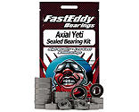 FastEddy Bearings - Sealed Bearing Kit: Axial Yeti