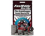FastEddy Bearings - Sealed Bearing Kit: Tamiya Grasshopper (58043)