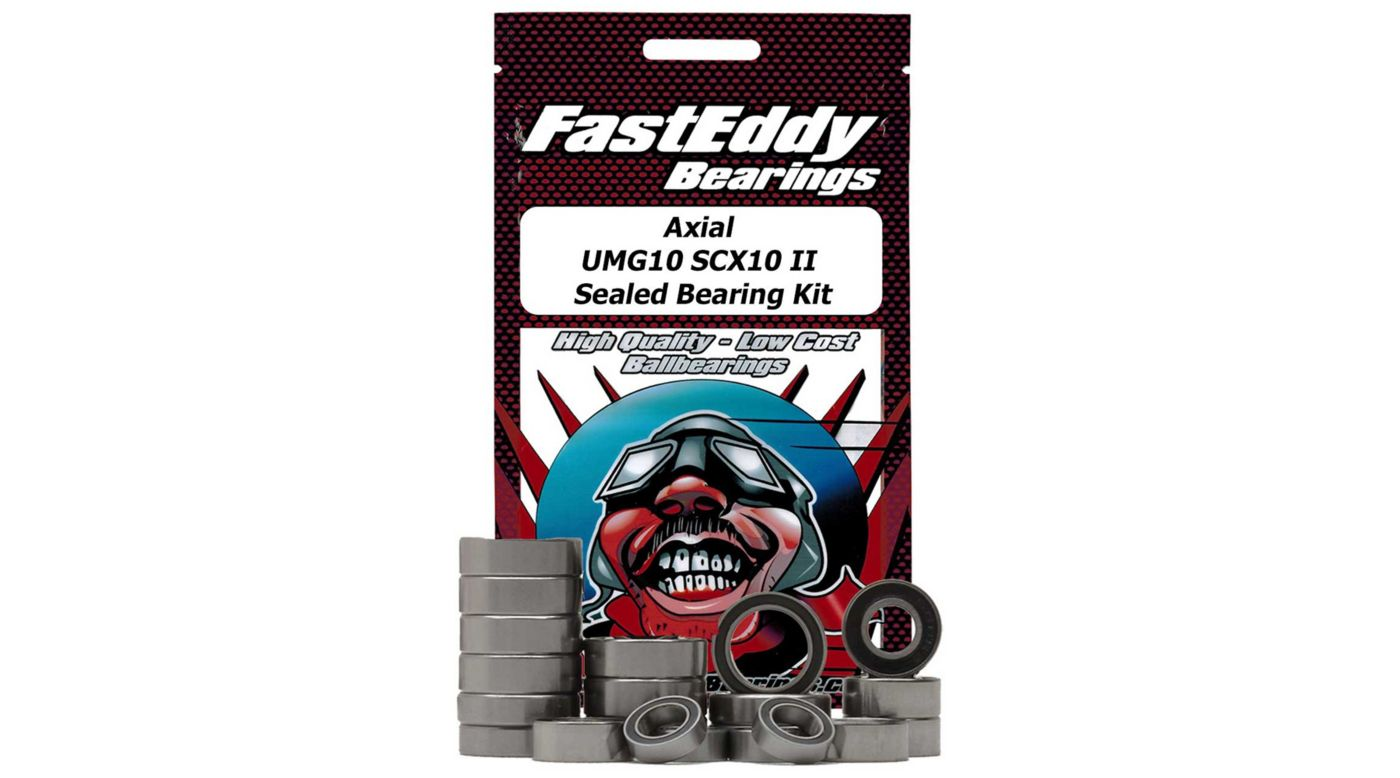 Image for Sealed Bearing Kit: Axial UMG10 SCX10 II from HorizonHobby