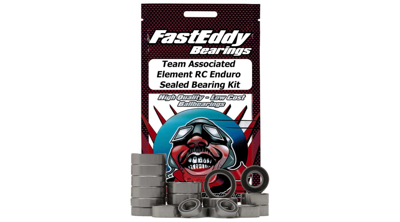 Image for Sealed Bearing Kit: Associated Element RC Enduro from HorizonHobby