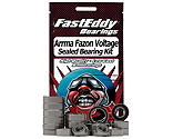 FastEddy Bearings - Sealed Bearing Kit: ARRMA FAZON VOLTAGE