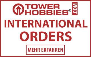 International Shipping with towerhobbies.com