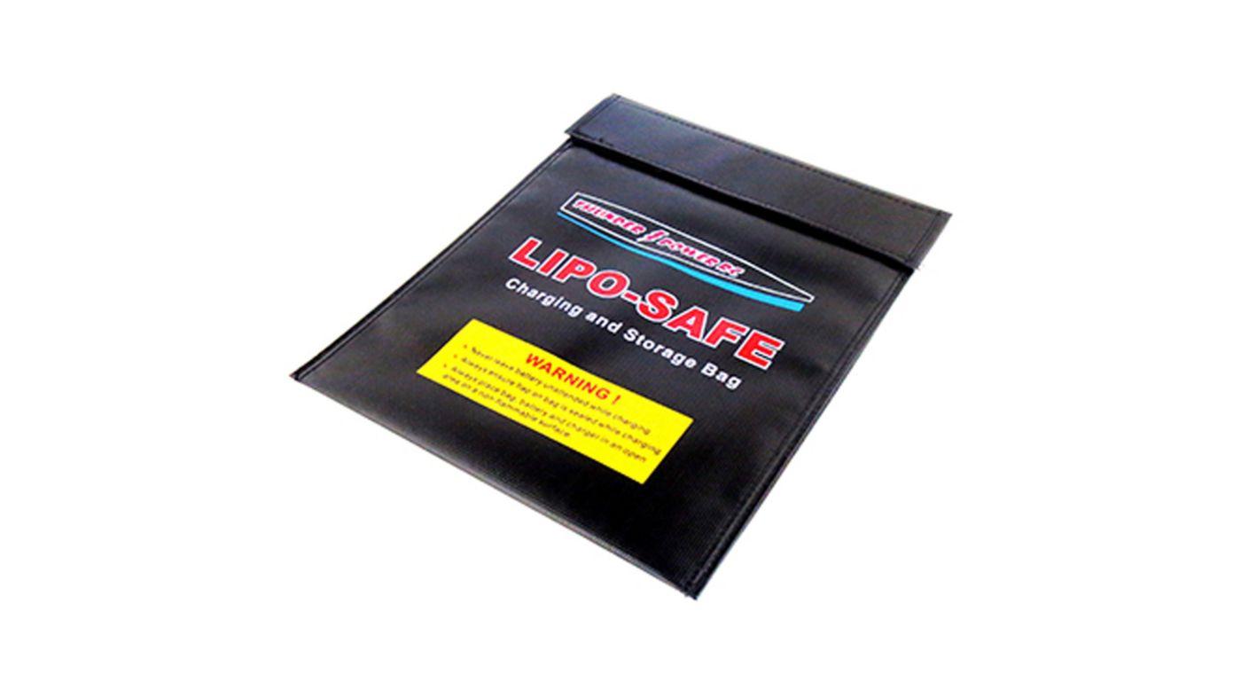 Image for LIPO-SAFE Charge & Storage Bag Large Black 7 x 9